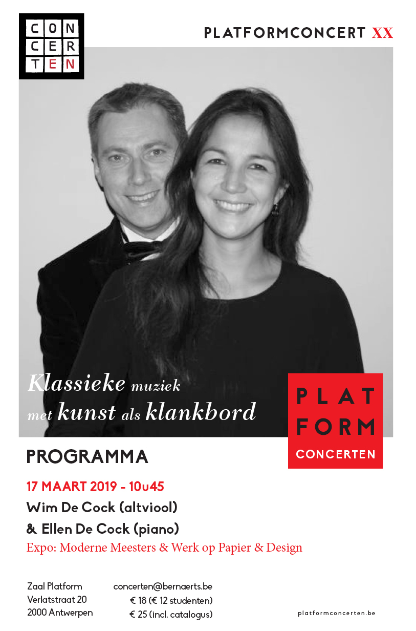 Platformconcert XX