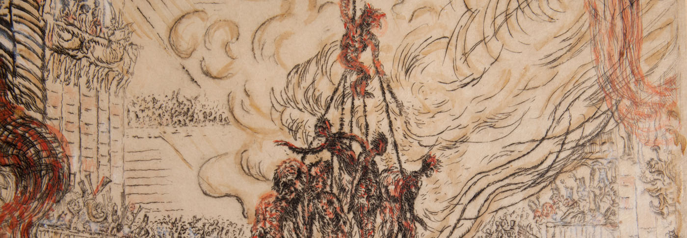 detail James Ensor
