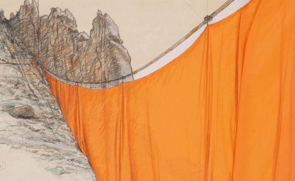 Detail Christo